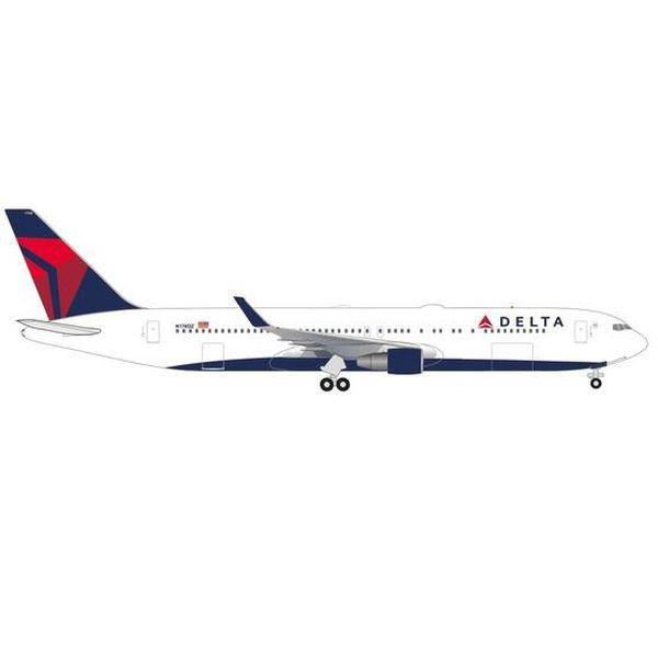 【7月予約】ヘルパウイングス 1/500 767-300w デルタ航空 N178DZ 完成品モデル HE535335