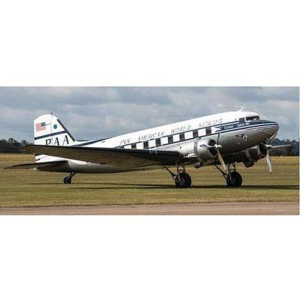 """ヘルパウイングス 1/200 DC-3 パンアメリカン航空 """"""""Clipper Tabitha May"""""""" NC33611 完成品 艦船・飛行機 HE570886"""