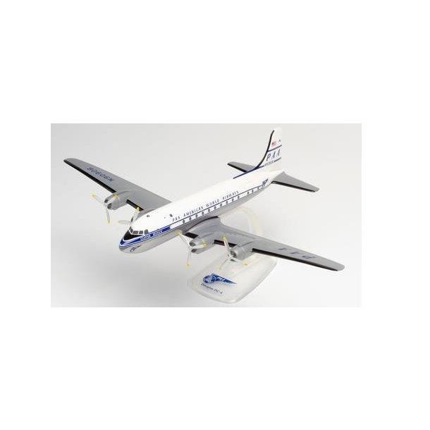 """ヘルパウイングス 1/125 DC-4 パンアメリカン航空 """"""""Clipper Munich"""""""" N90906 完成品 艦船・飛行機 HE612784"""