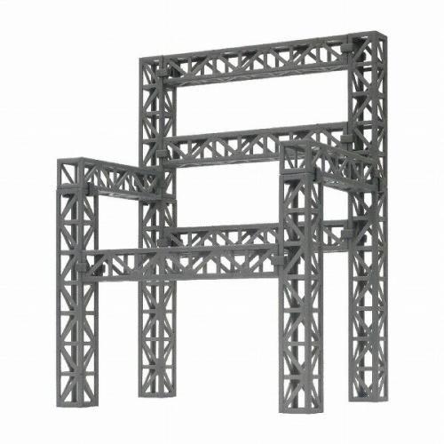 ホビーベース 鉄骨トラス シルバー 模型用グッズ PPC-K39SV