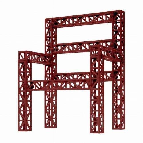ホビーベース 鉄骨トラス レッド 模型用グッズ PPC-K39RD