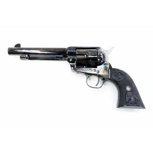タナカ TANAKA コルト S.A.A. 2ndジェネレーション 5-1/2インチ スチールジュピターフィニッシュ ヘビーウエイト 発火モデルガン()