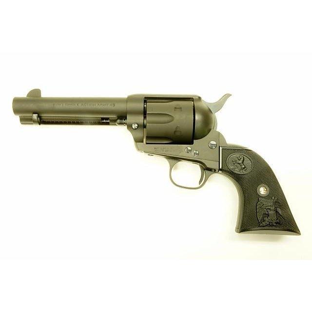タナカ TANAKA コルト S.A.A. 2ndジェネレーション4-3/4インチ ヘビーウエイト 発火モデルガン()