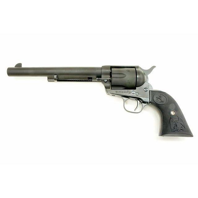 タナカ TANAKA コルト S.A.A. 2ndジェネレーション 7-1/2インチ ヘビーウエイト 発火モデルガン()