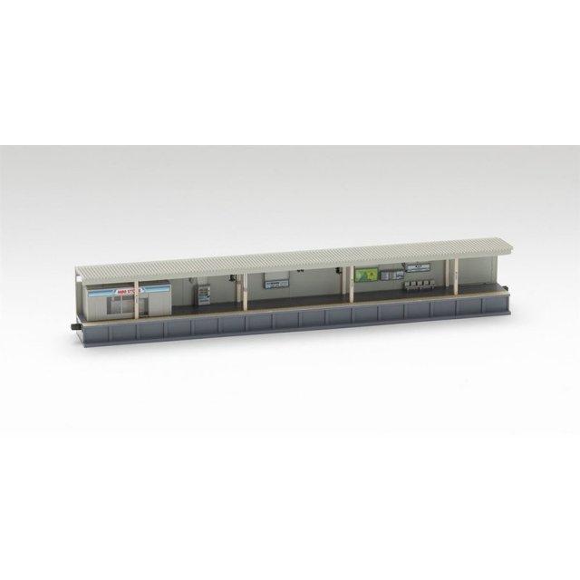 トミックス Nゲージ 対向式ホーム(都市型)コンビニエンスストア・照明付延長部 鉄道模型パーツ 4287