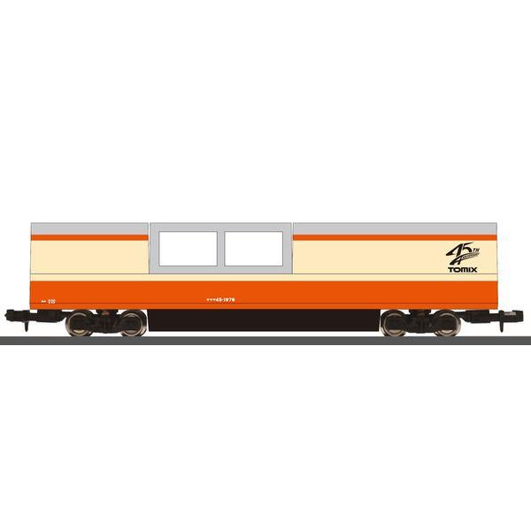 【9月予約】トミックス Nゲージ 特別企画品 マルチレールクリーニングカー(トミックス45周年記念カラー) 鉄道模型 6499