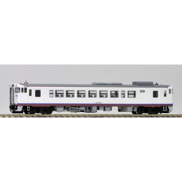 トミックス Nゲージ JRディーゼルカー キハ40-2000形(JR西日本更新車・岡山色)(T) 鉄道模型 8457