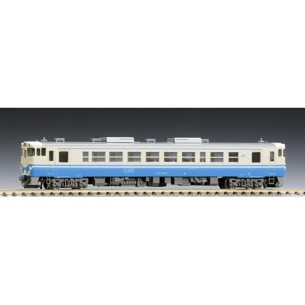 トミックス Nゲージ JRディーゼルカー キハ40-2000形(JR四国色)(T) 鉄道模型 8462