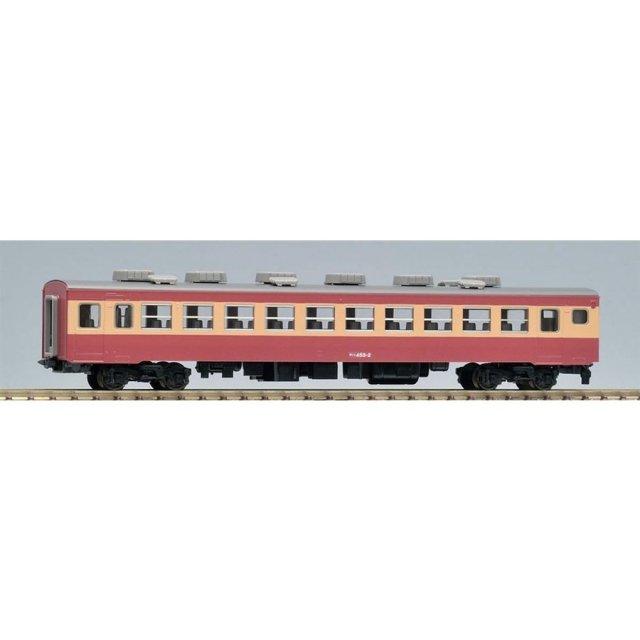 トミックス Nゲージ 国鉄電車 サハ455形 鉄道模型 8948