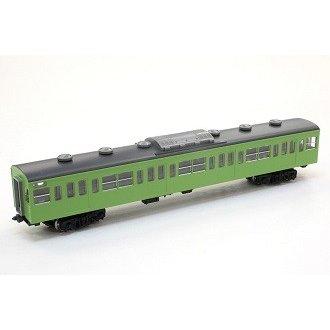 トミックス Nゲージ 国鉄電車 サハ103形(初期型冷改車・ウグイス) 鉄道模型 9309