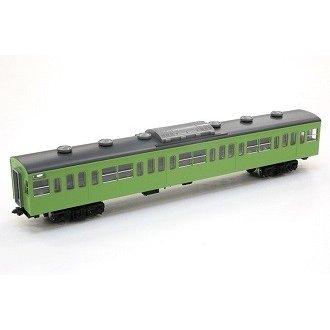 トミックス Nゲージ 国鉄電車 サハ103形(ユニットサッシ・ウグイス) 鉄道模型 9310