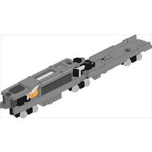 トミーテック Nゲージ 鉄道コレクション 動力ユニット 路面2連接車用 鉄道模型パーツ TM-TR03 鉄道模型パーツ 264484