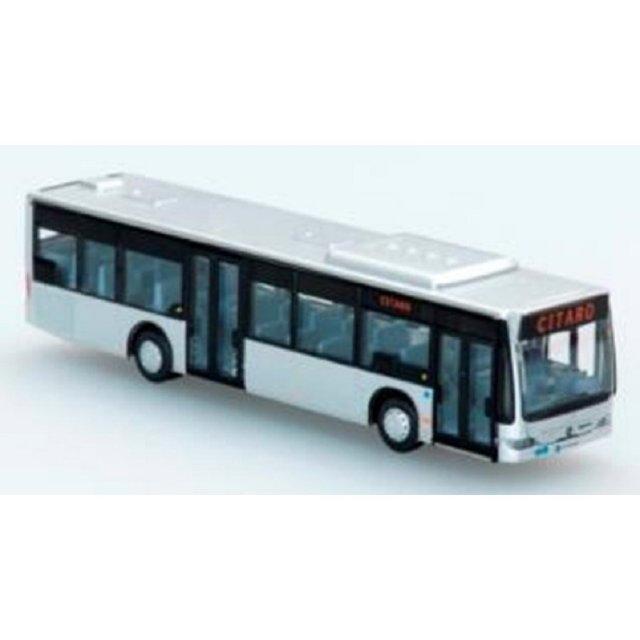 トミーテック Nゲージ ワールドバスコレクション メルセデスベンツ シターロ 銀 鉄道模型パーツ WB005
