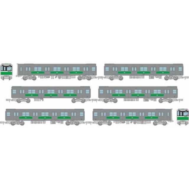 トミーテック Nゲージ 鉄道コレクション大阪市交通局地下鉄中央線20系 旧塗装6両セットB 鉄道模型 281061