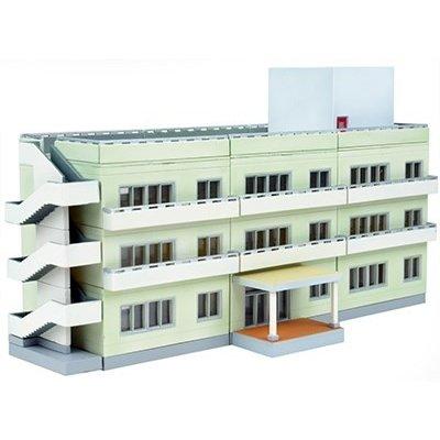 トミーテック  建物コレクション 065-2 病院B2 鉄道模型パーツ 283294