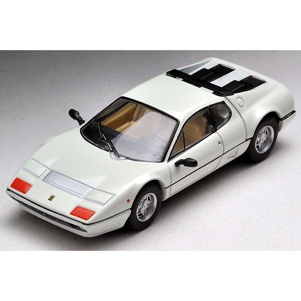 【4月予約】トミカリミテッド ヴィンテージネオ 1/64 LV-N フェラーリ 512 BBI ホワイト 完成品ミニカー 306245