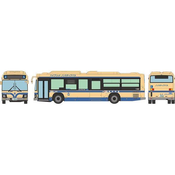 【10月予約】トミーテック HOゲージ 全国バスコレ80(JH042) 横浜市交通局 鉄道模型パーツ 313243