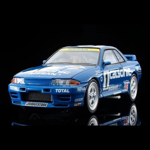 トミカリミテッド ヴィンテージネオ 1/64 ニッサン カルソニック スカイライン GT-R 1991 完成品ミニカー LV-N234a