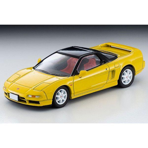 【12月予約】トミカリミテッド ヴィンテージネオ 1/64 ホンダ NSX タイプR 95年式 イエロー 完成品ミニカー LV-N247A