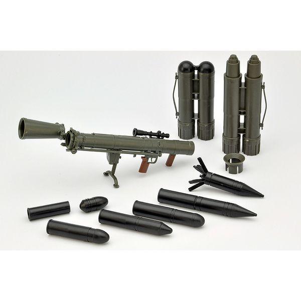 【11月予約】トミーテック 1/12 84mm無反動砲M2タイプ 「リトルアーモリー」より フィギュア LA073