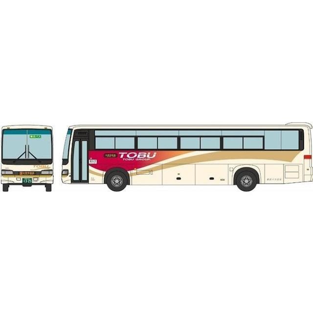 【6月予約】トミーテック Nゲージ バスコレで行こう17東武バス日光 日光・中禅寺湖・湯元温泉 鉄道模型パーツ 315544