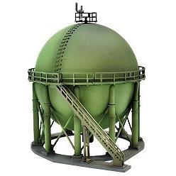 【7月予約】トミーテック 1/144 ジオコム 戦禍のコンビナートA(ガスホルダー) スケールモデル DCM08