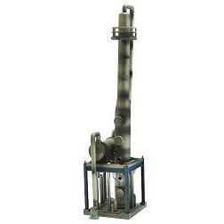 【7月予約】トミーテック 1/144 ジオコム 戦禍のコンビナートB(蒸留塔) スケールモデル DCM09