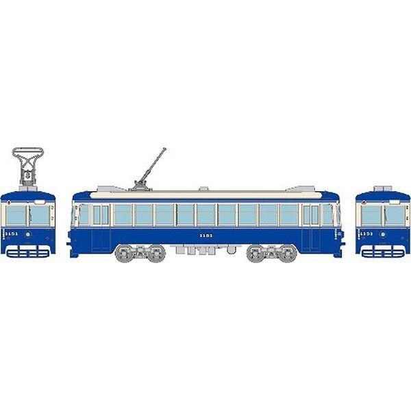 【11月予約】トミーテック Nゲージ 鉄道コレクション 横浜市電1150形1151号車(ツートンカラー)A 鉄道模型 315650