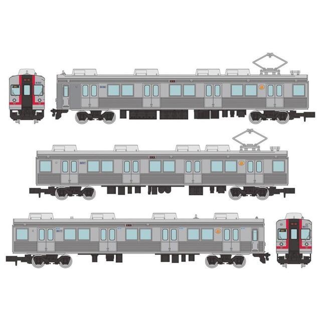 トミーテック Nゲージ 鉄道コレクション伊豆急行8000系 (TA-7編成・イベント塗装)3両セットC 鉄道模型 316374