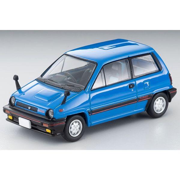 【3月予約】トミカリミテッド ヴィンテージネオ 1/64 ホンダ シティ ターボ 1982 ブルー 完成品ミニカー LV-N261B