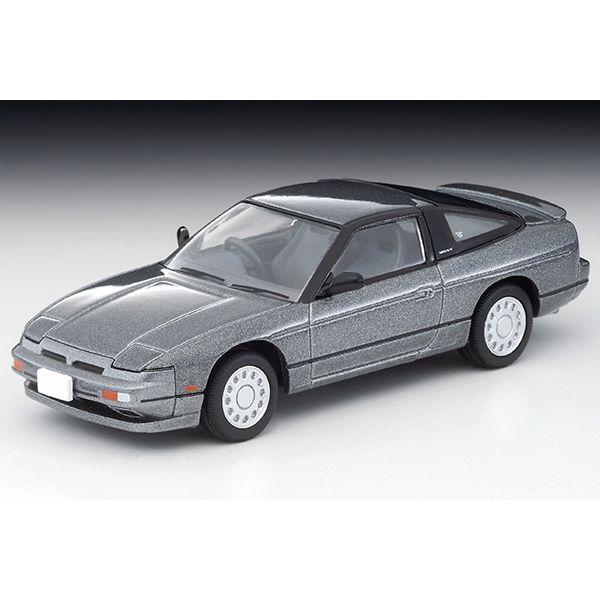 【2月予約】トミカリミテッド ヴィンテージネオ 1/64 ニッサン 180SX TYPE-II スペシャルセレクション装着車 1989 グレーメタリック 完成品ミニカー LV-N252A