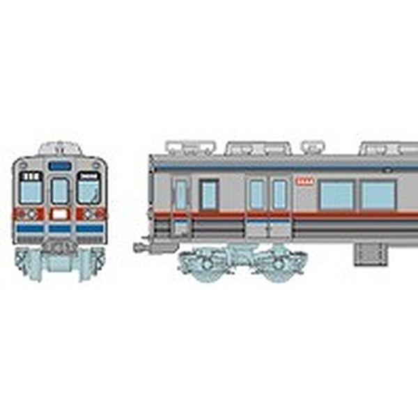 【10月予約】トミーテック Nゲージ 鉄道コレクション 京成電鉄3600形3688編成6両セットC 鉄道模型 317173