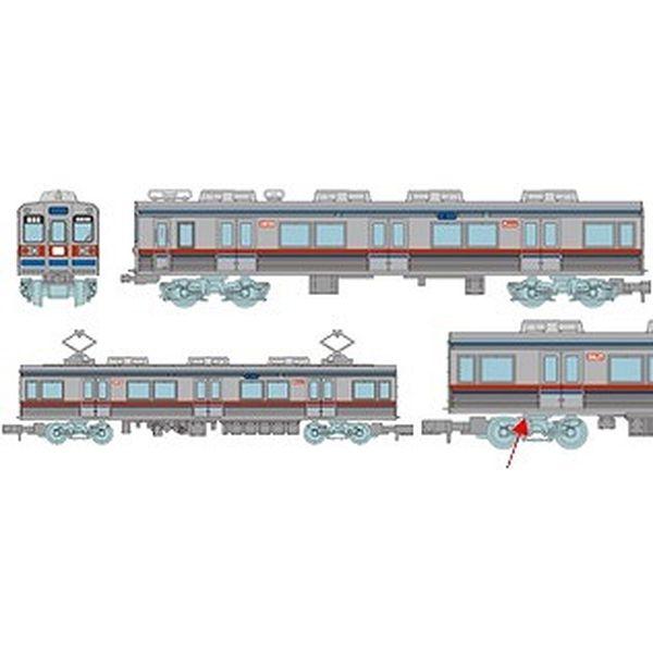 【10月予約】トミーテック Nゲージ 鉄道コレクション 京成電鉄3600形3638編成8両セットA 鉄道模型 317180