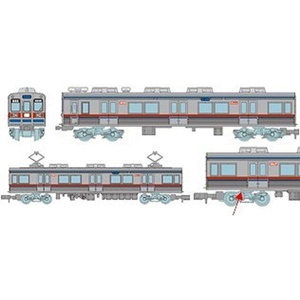 【10月予約】トミーテック Nゲージ 鉄道コレクション 京成電鉄3600形3648編成8両セットB 鉄道模型 317975