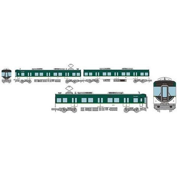 【11月予約】トミーテック Nゲージ 鉄道コレクション 京阪電気鉄道13000系 4両セットA 鉄道模型 318286
