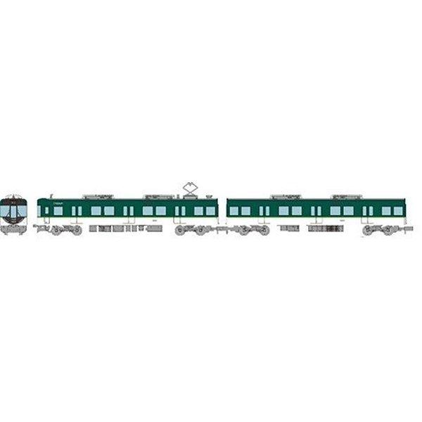 【11月予約】トミーテック Nゲージ 鉄道コレクション 京阪電気鉄道13000系 7両セットC 鉄道模型 318309