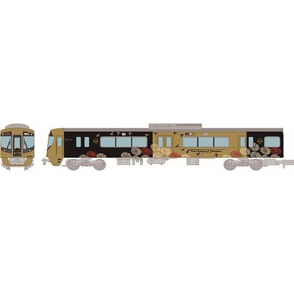 【11月予約】トミーテック Nゲージ 鉄道コレクション 西日本鉄道3000形柳川観光列車「水都」 6両編成セット 鉄道模型 319092
