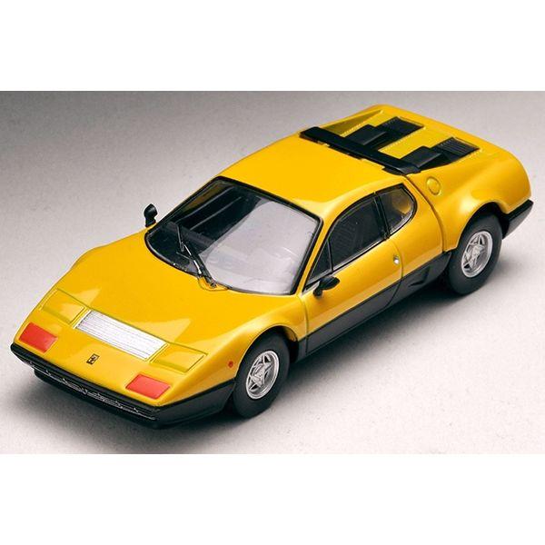 【4月予約】トミカリミテッド ヴィンテージネオ 1/64 LV-N フェラーリ 512 BB イエロー/ブラック 完成品ミニカー 320050