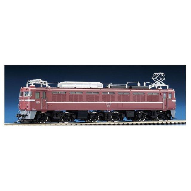 トミックス HOゲージ 国鉄 EF81形電気機関車(81号機・お召塗装・プレステージモデル) 鉄道模型 HO-2506