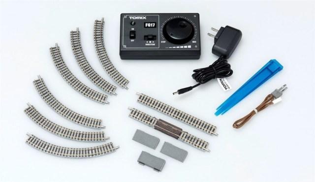 トミックス Nゲージ (ミニ)鉄道模型運転セット 鉄道模型パーツ 90098
