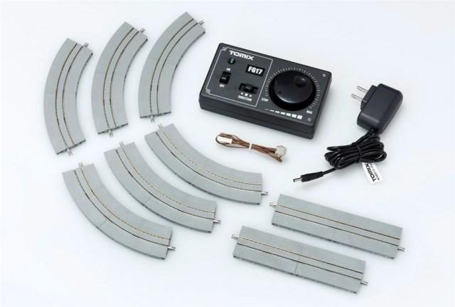トミックス Nゲージ ワイドトラム鉄道模型運転セット 鉄道模型パーツ 90099