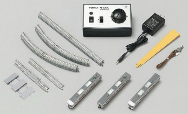 トミックス Nゲージ ベーシックセット SD E235系山手線 鉄道模型 90175
