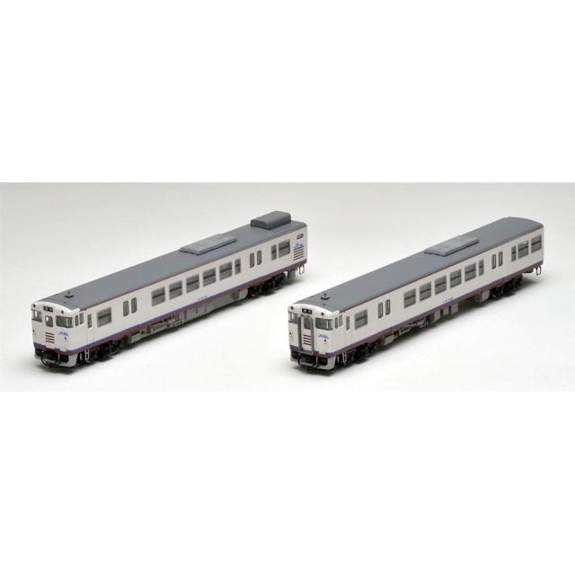 トミックス Nゲージ JR キハ47-0形ディーゼルカー(JR西日本更新車・岡山色)セット 鉄道模型 92192