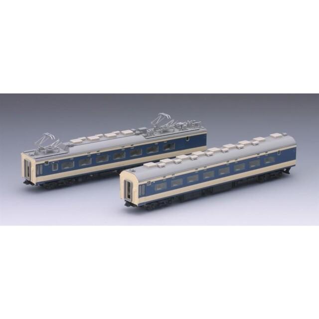 トミックス Nゲージ 国鉄 583特急電車 増結セット(T) 鉄道模型 92328