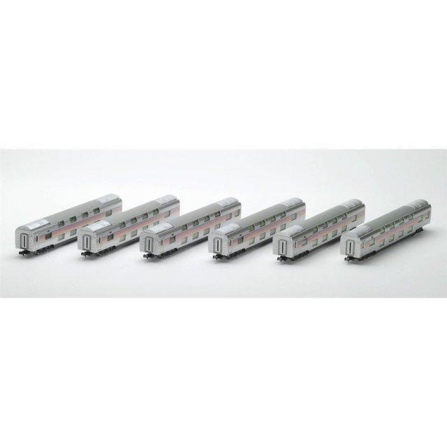 トミックス Nゲージ JR E26系(カシオペア)増結セットB 鉄道模型 92410