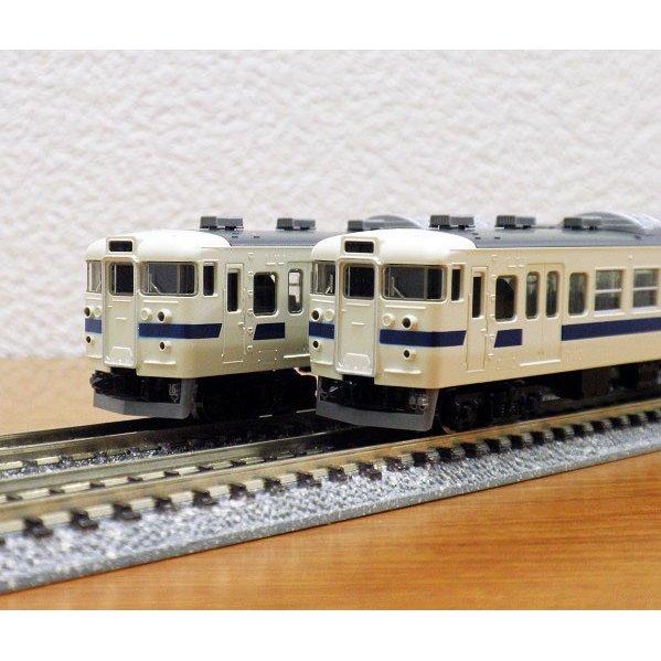 トミックス Nゲージ 国鉄 415系近郊電車(常磐線)基本セットA 鉄道模型 92884