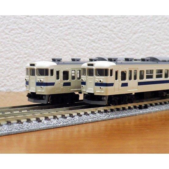 トミックス Nゲージ 国鉄 415系近郊電車(常磐線)基本セットB 鉄道模型 92885