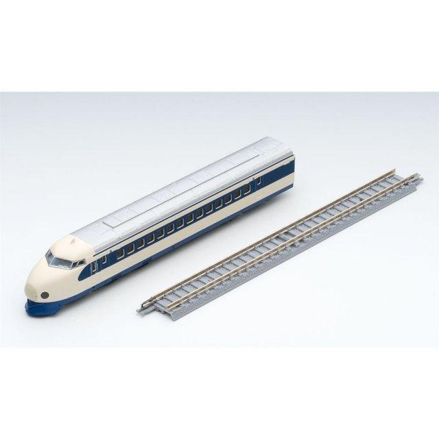 トミックス Nゲージ ファーストカーミュージアム 国鉄 0-2000系東海道・山陽新幹線(こだま) 鉄道模型 FM-015
