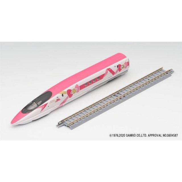 トミックス Nゲージ ファーストカーミュージアム JR 500-7000系山陽新幹線(ハローキティ新幹線) 鉄道模型 FMC-01