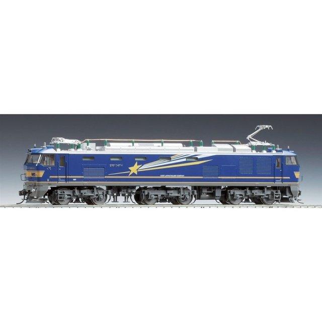 トミックス HOゲージ JR EF510-500形電気機関車(北斗星色・プレステージモデル) 鉄道模型 HO-189